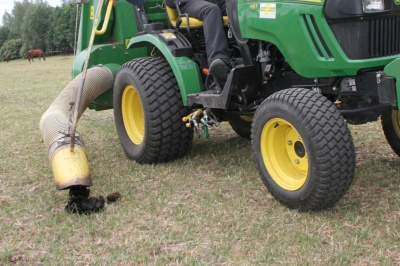 Targeted Pasture Fertilization for Healthy Horses